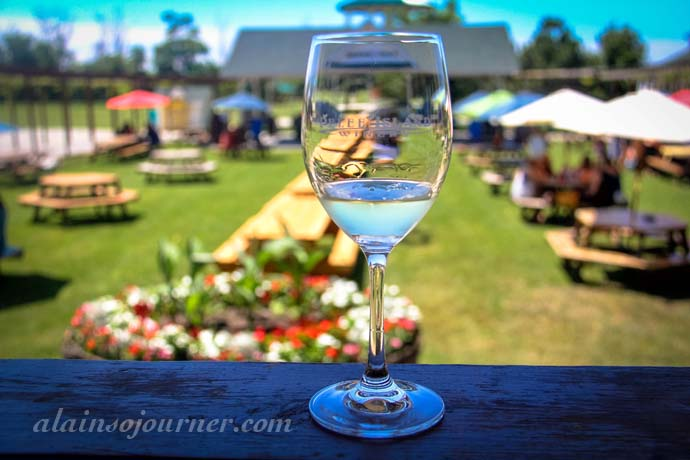 Visit the Pelee Island Winery Pavilion!