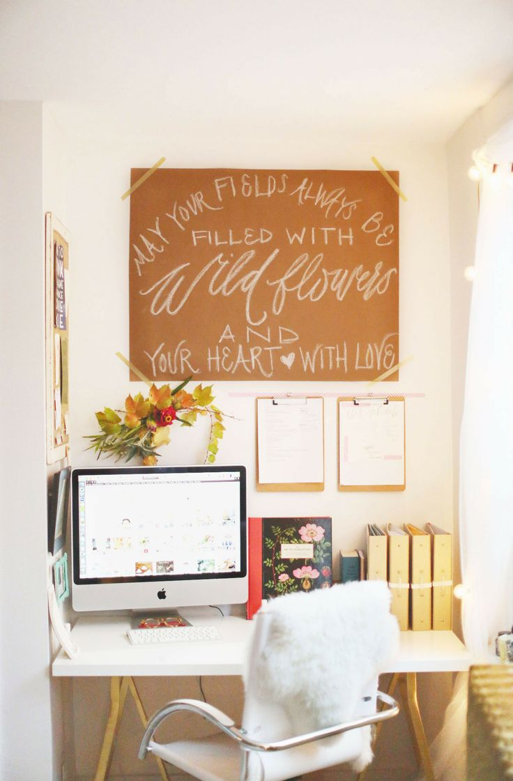 decor inspiration: office