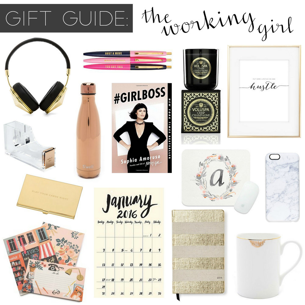 Gift Guide: The Working Girl