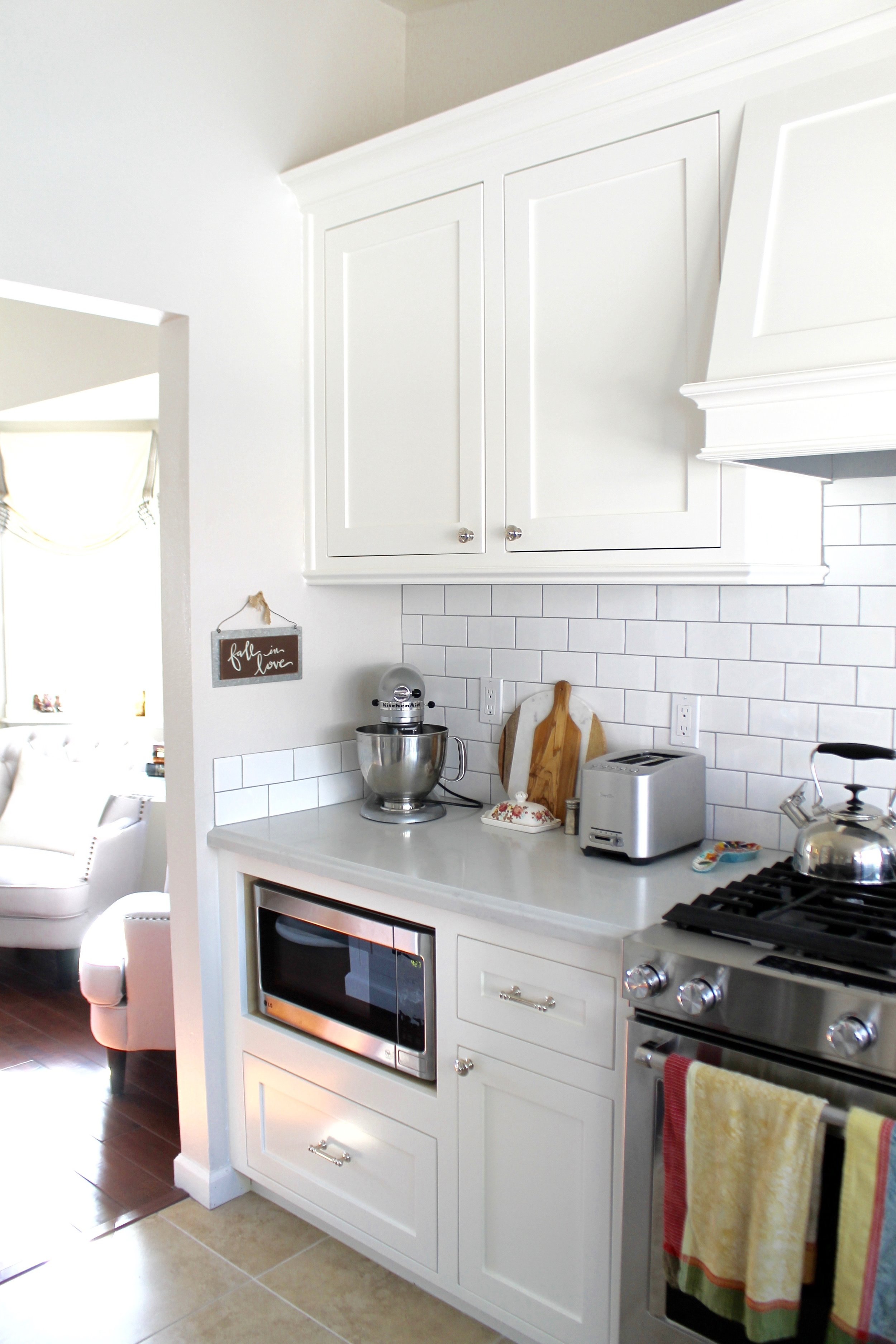 Finished Kitchen Renovation — With Kendra
