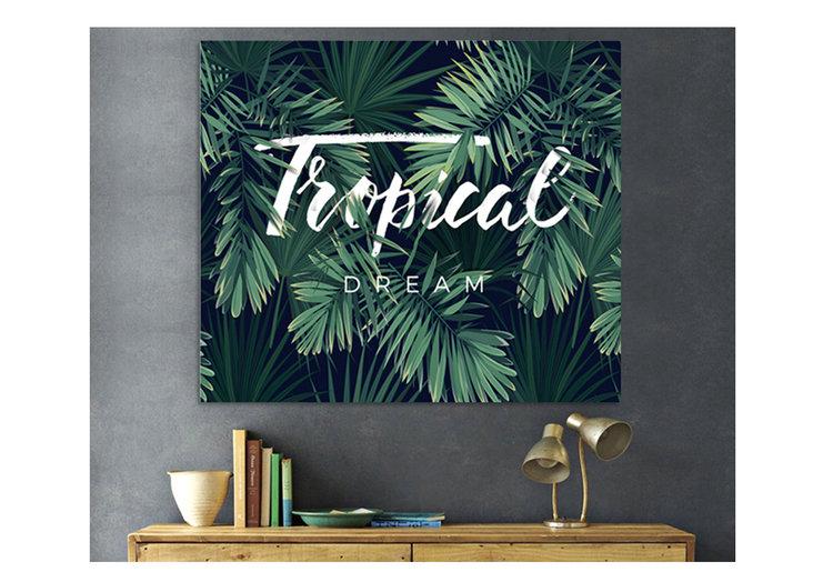 Mumuuu Tropical Dream Back Drop