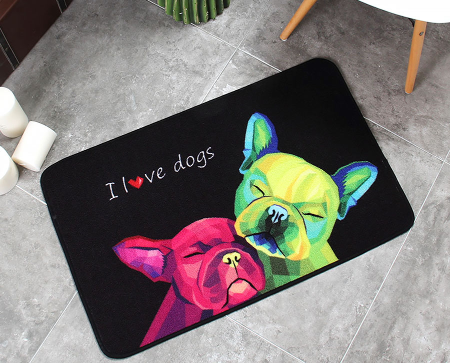 Love Pets Door Mat