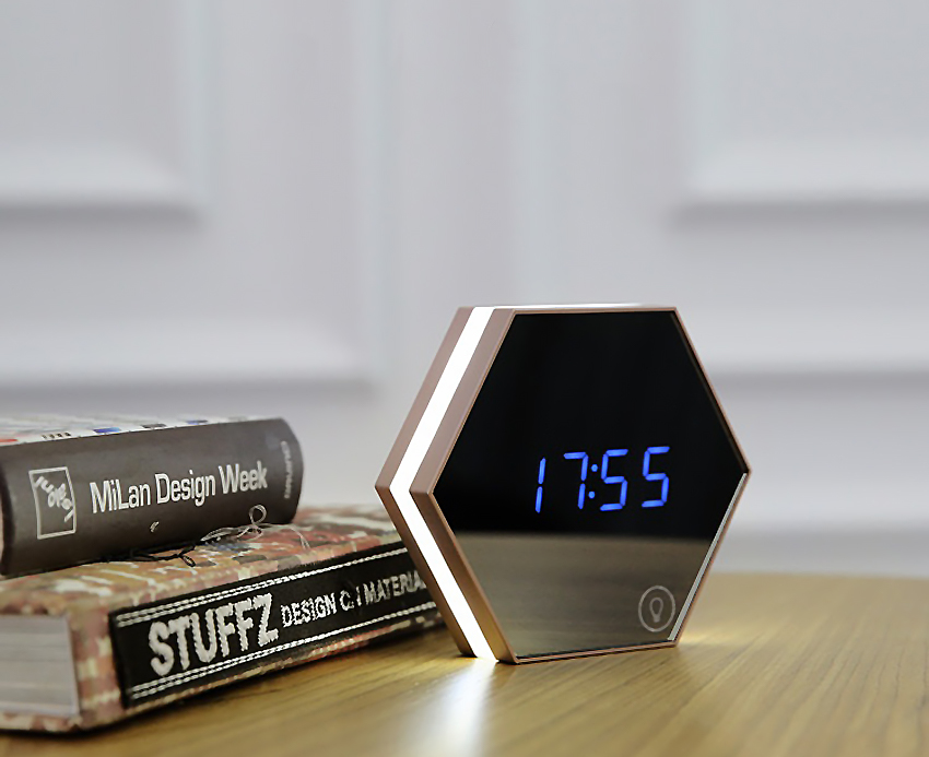 Hexagon Mirror Alarm