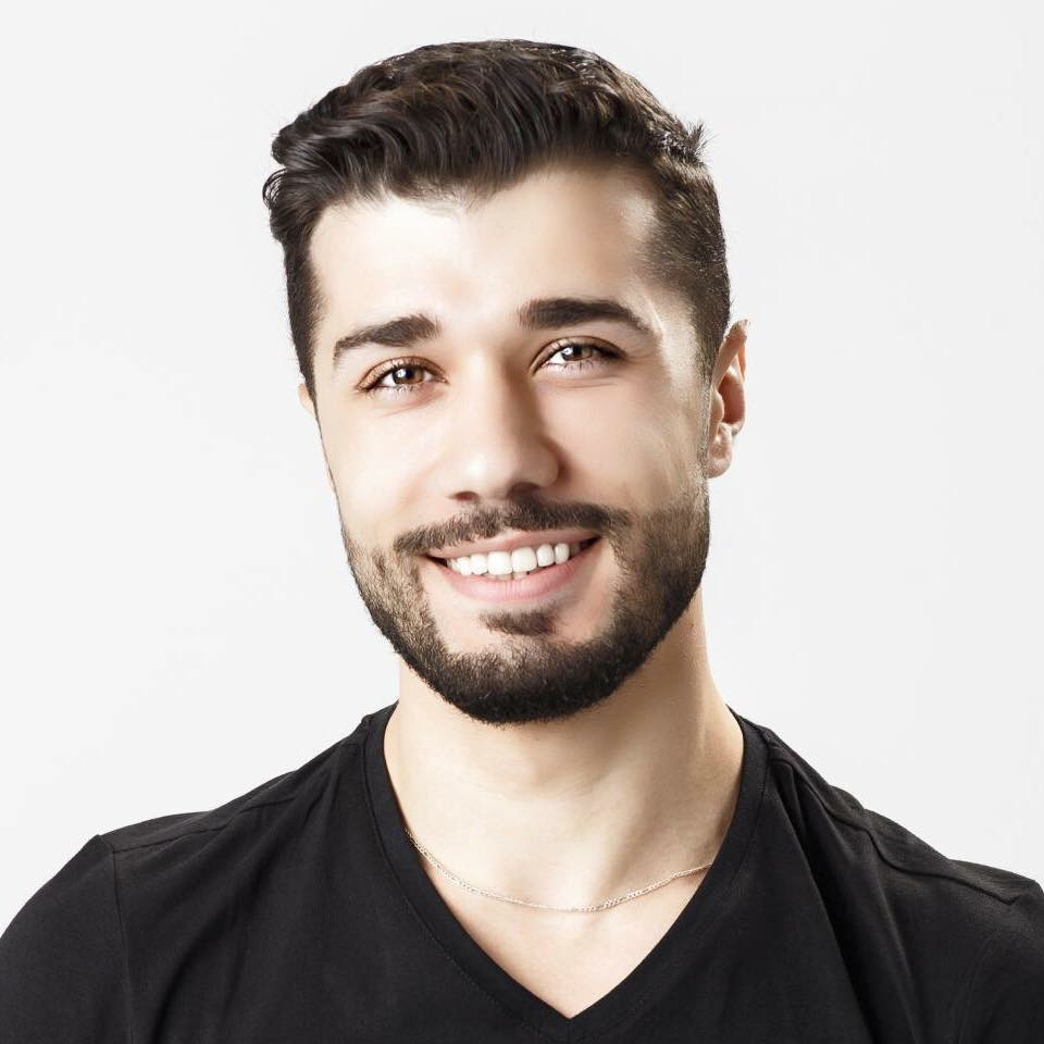 Ahmad Joudeh - Ballet, Contemporary & ZhemFit Teacher, Syria