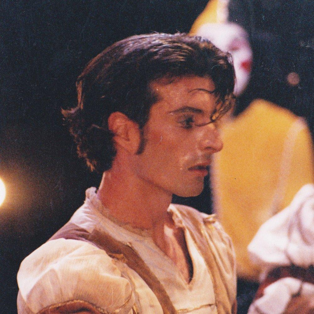 Bernard Courtot de Bouteiller - Ballet & Contemporary Teacher, France