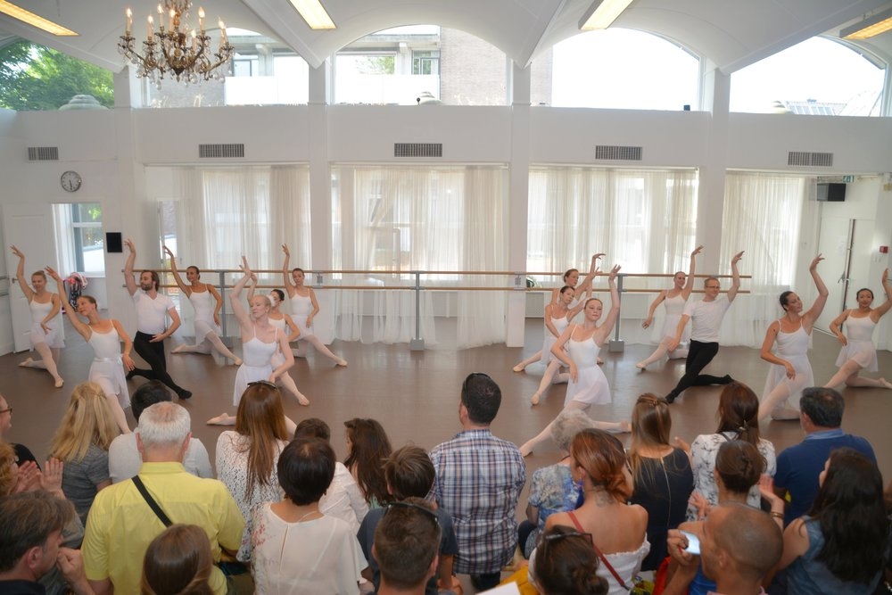 Zhembrovskyy's Annual Summer Performance