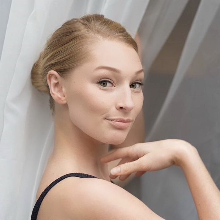 Lauren McGee - Contemporary Dance & ZhemFti Teacher, United Kingdom