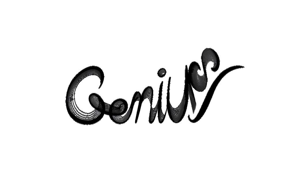 Genius 100 Visions