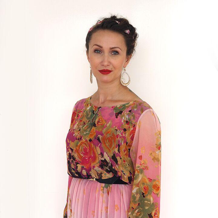 Nina - Senior Hair Stylist and Make-up artist