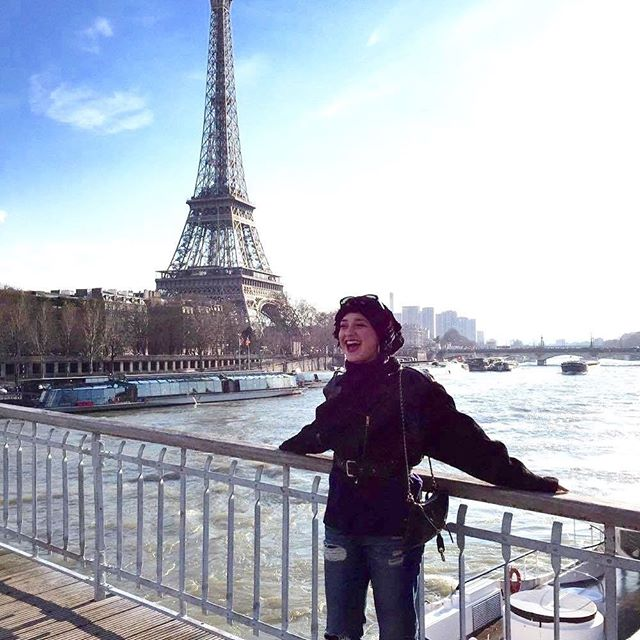 smile everyday like it's the last ✨✨#Paris
