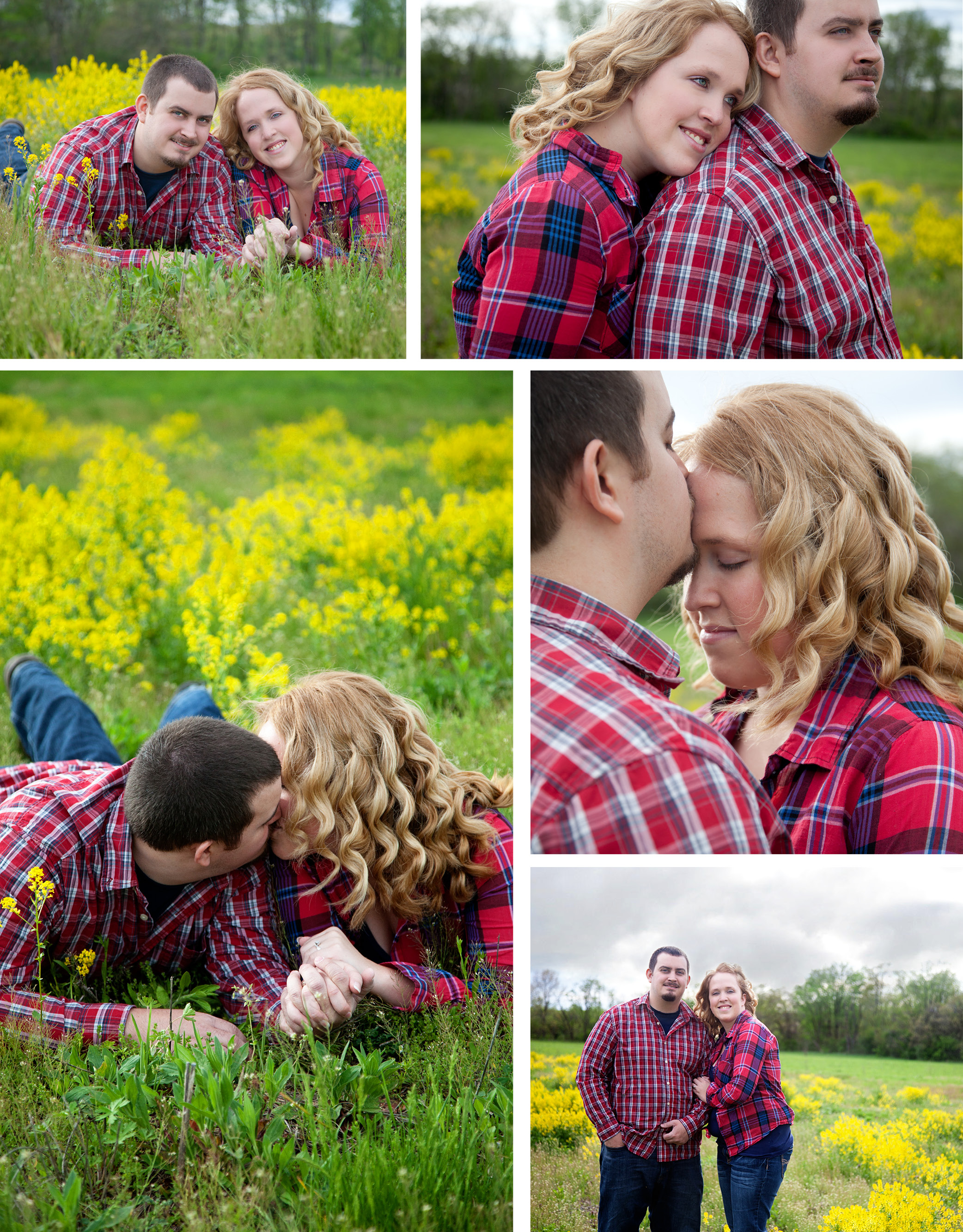 Lafayette Indiana Engagement Session