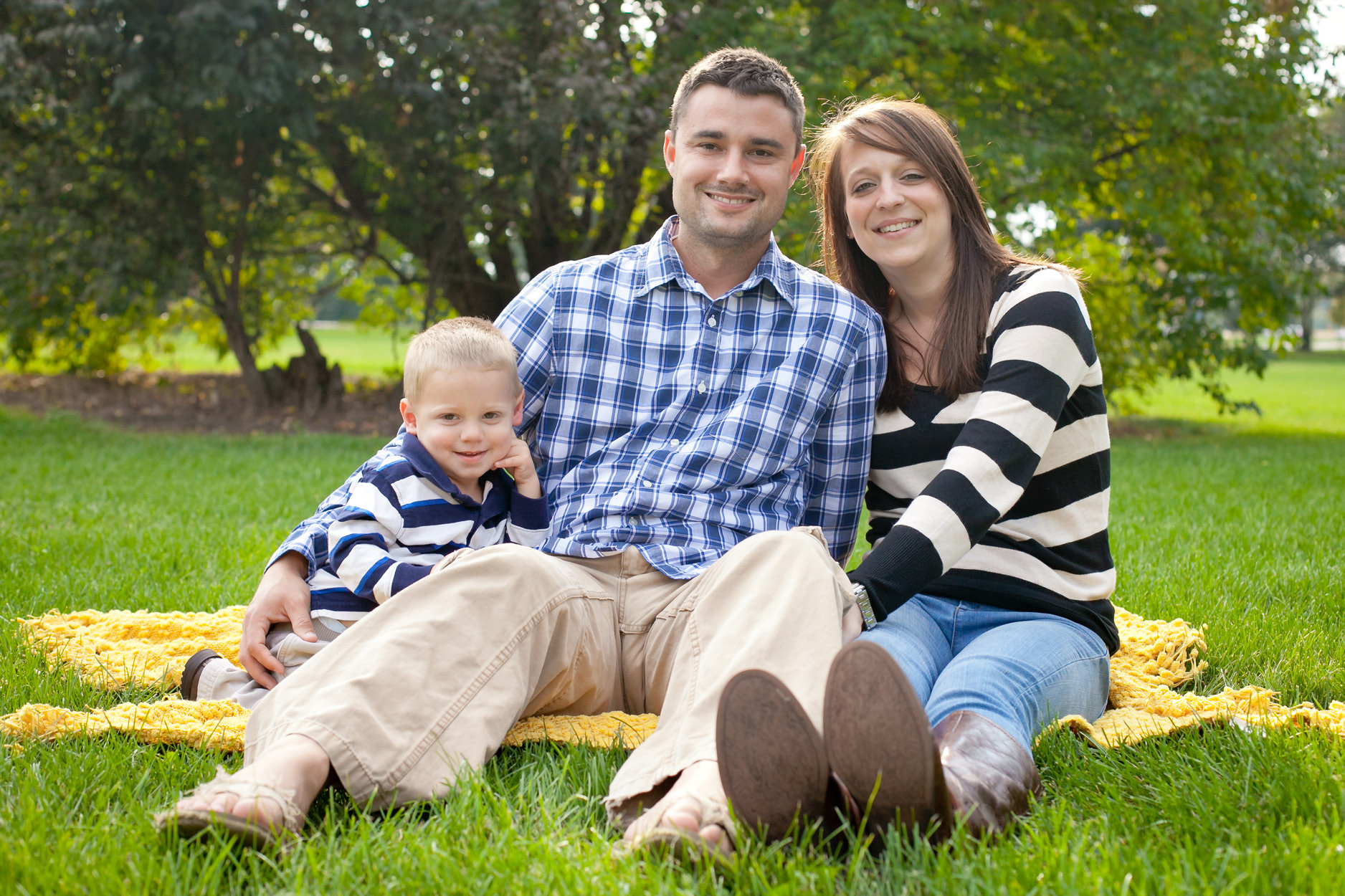 Family Portraits, Lafayette Indiana