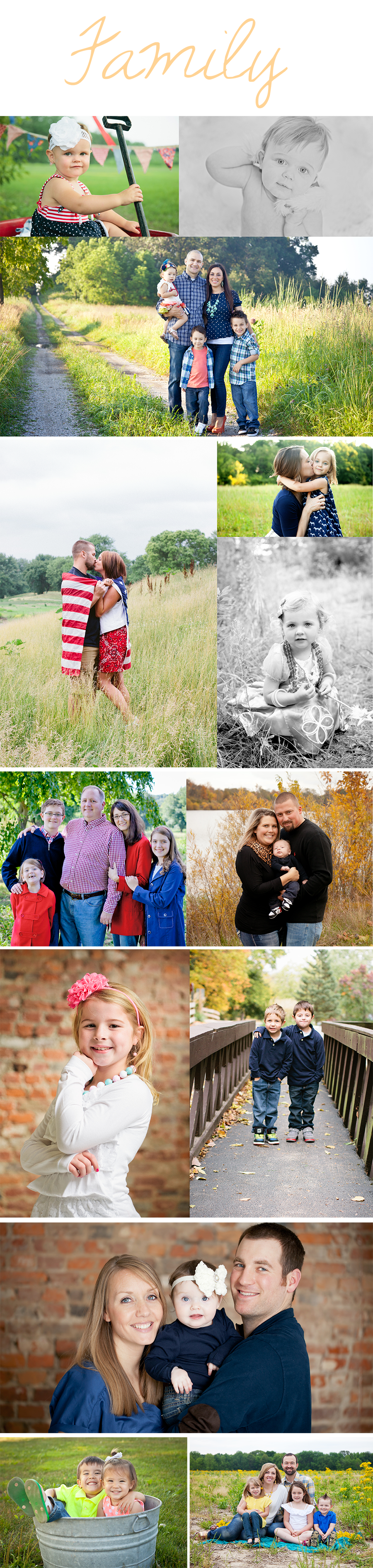 Lafayette Indiana Family Photographer