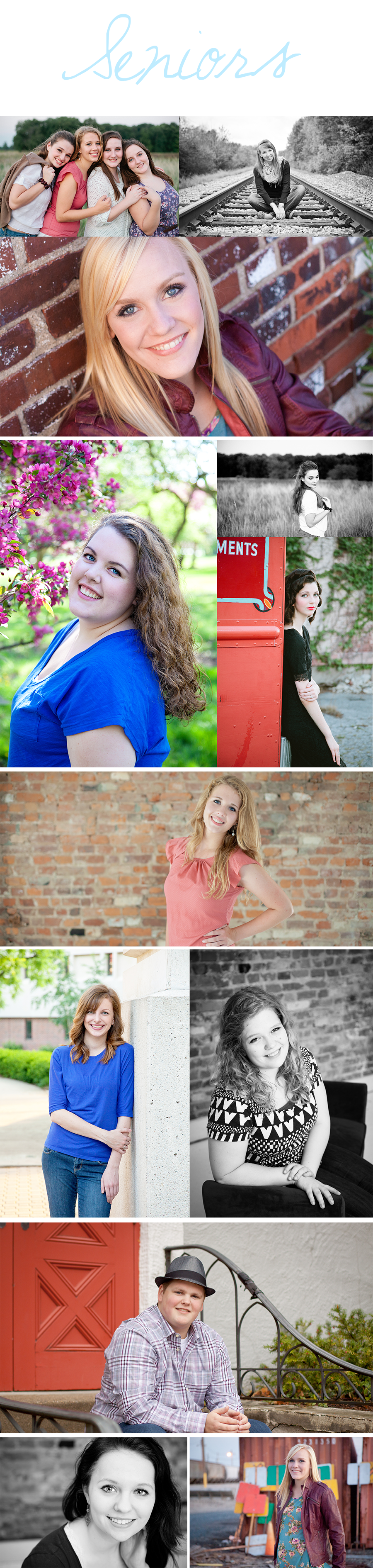 Lafayette Indiana Senior Photographer