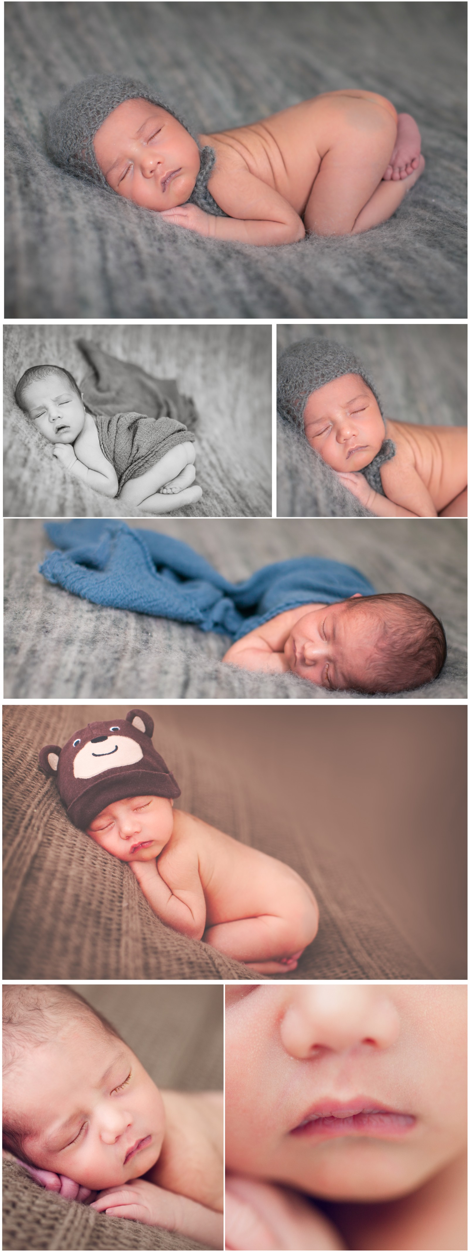 Edison Lafayette Indiana Newborn Photographer large 2