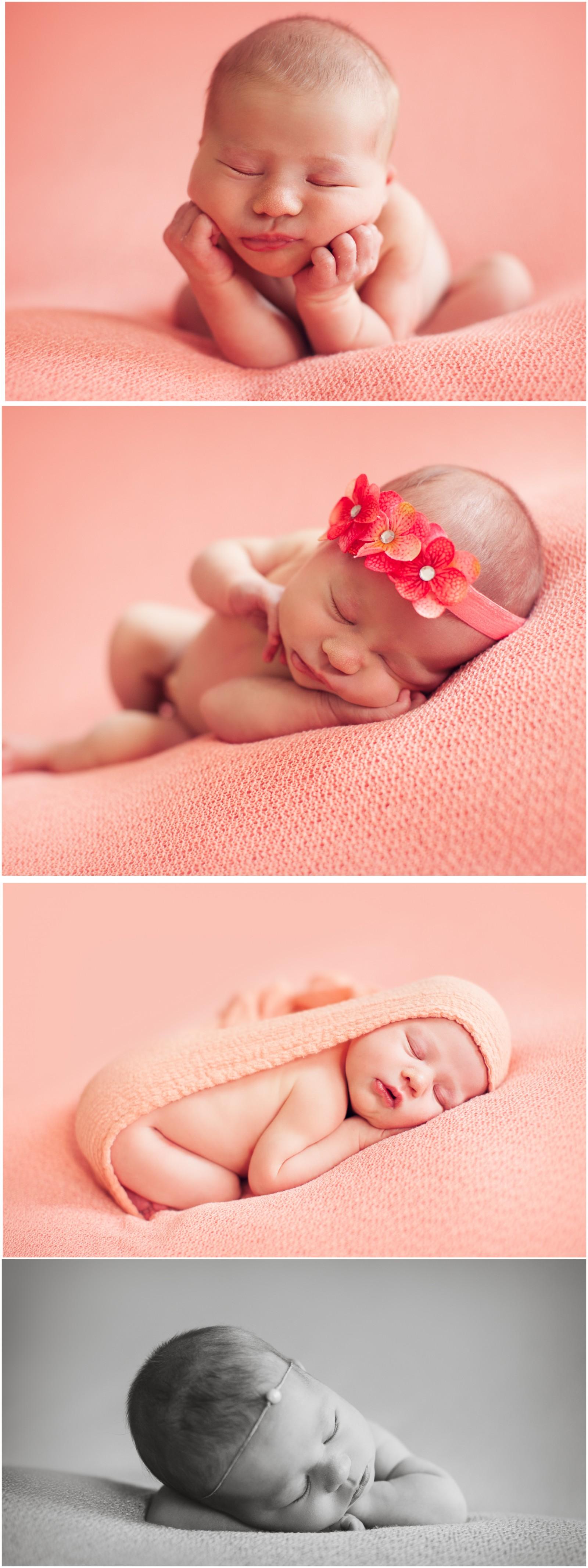 Adelyn Newborn Photographer Lafayette Indiana
