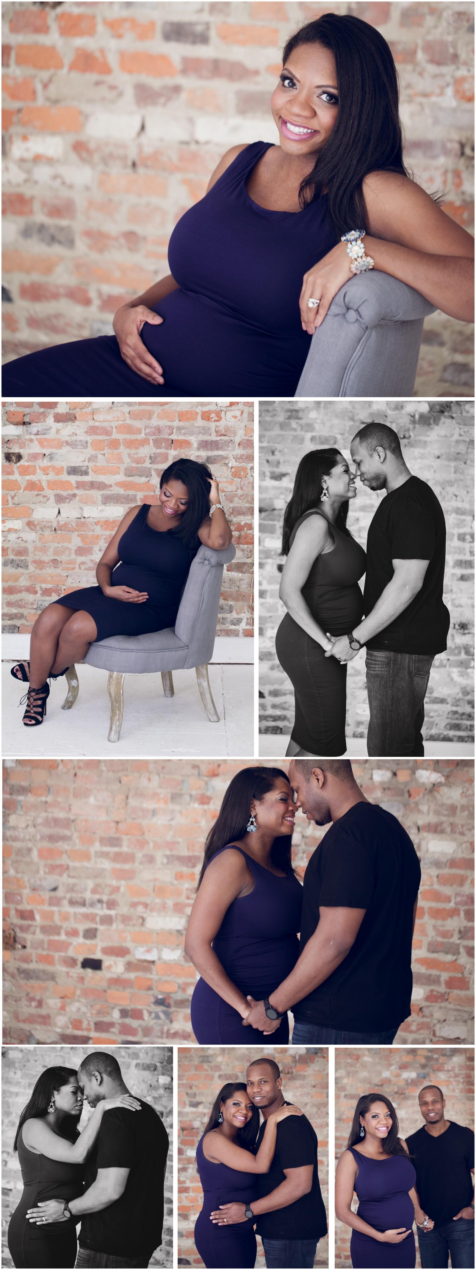 Shannon + Davis Maternity Session Lafayette Indiana Photographer 3