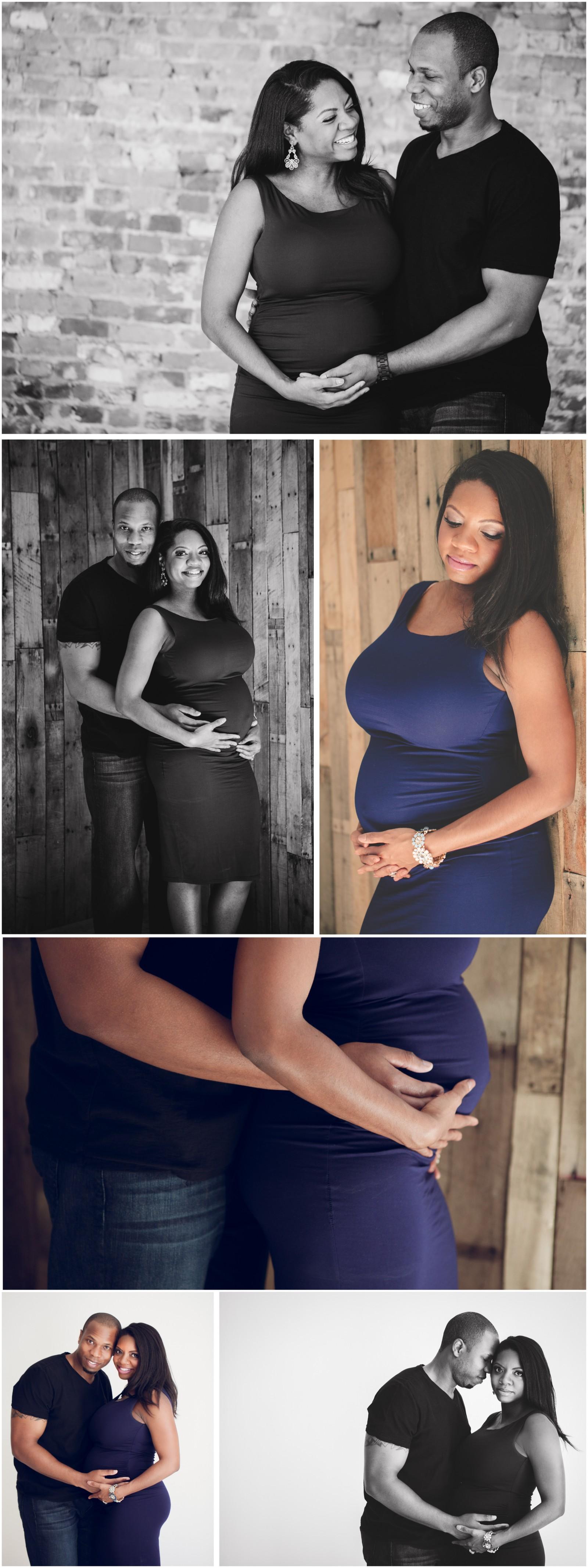 Shannon + Davis Maternity Session Lafayette Indiana Photographer 4