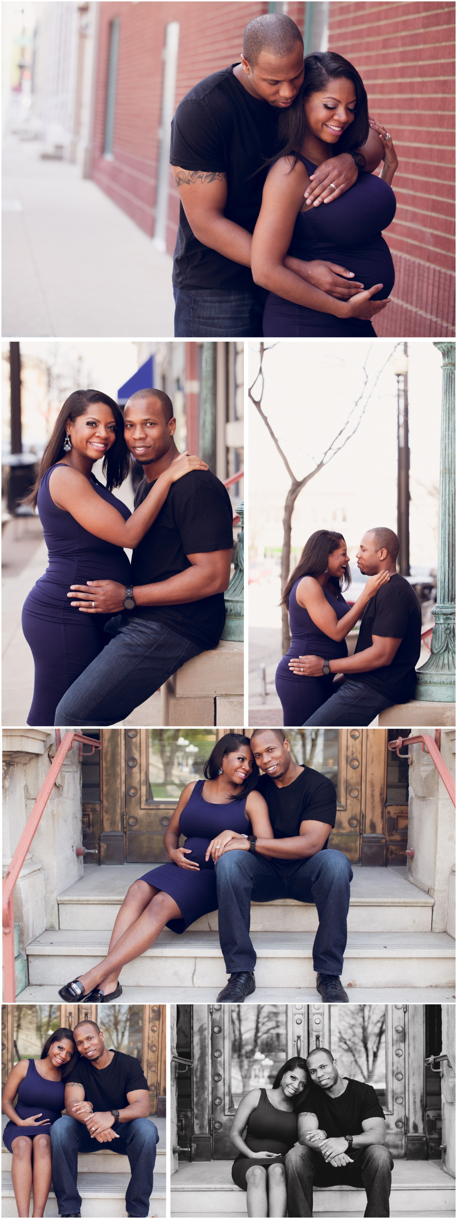 Shannon + Davis Maternity Session Lafayette Indiana Photographer 5