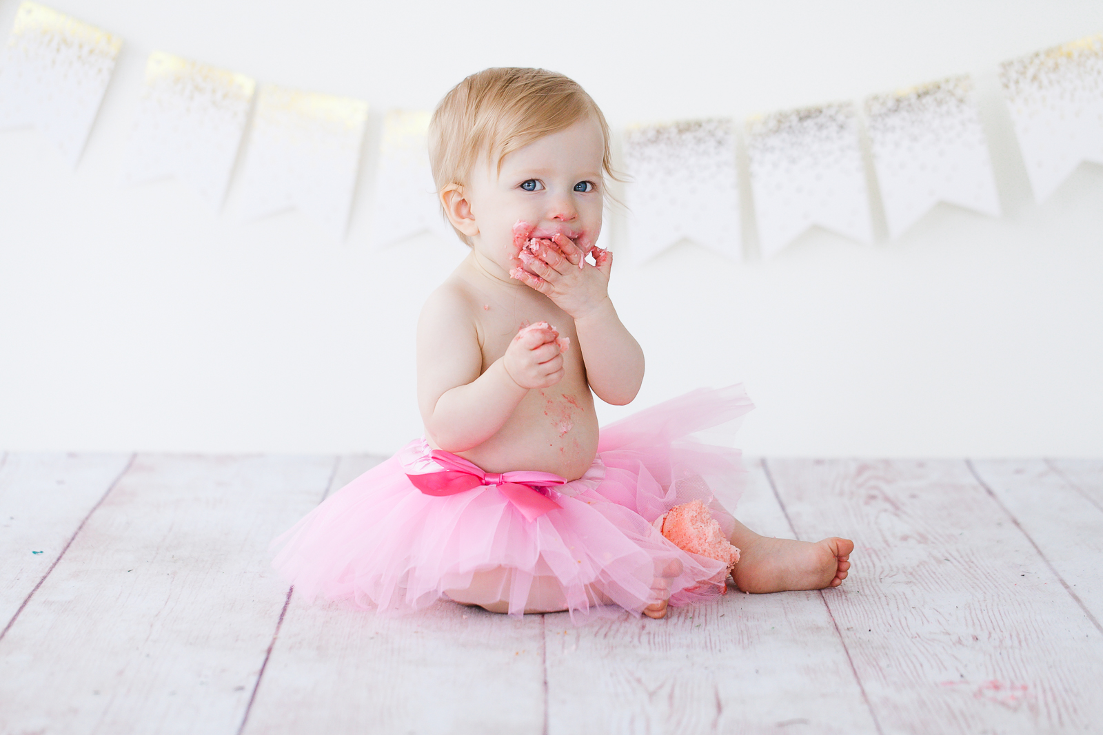 Cake Smash Photographer Lafayette Indiana-32