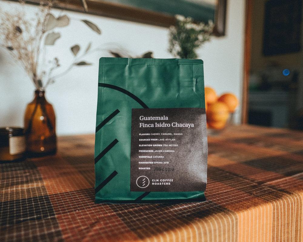 trade coffee -