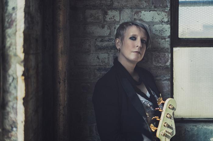 Lorna Thomas, Bass Player | October 2015