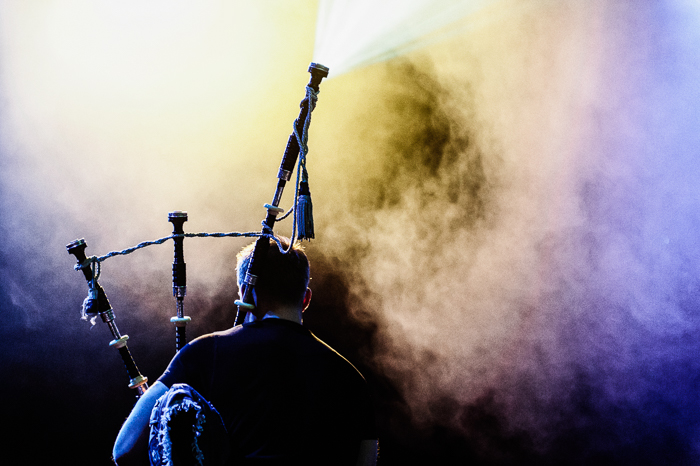 Skerryvore, Live at the Old Fruitmarket | January 2015