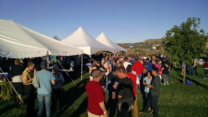 The Dalles Civic Beer Festival 2017