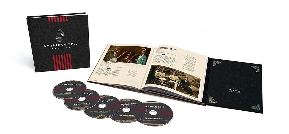 American Epic: The Collection -