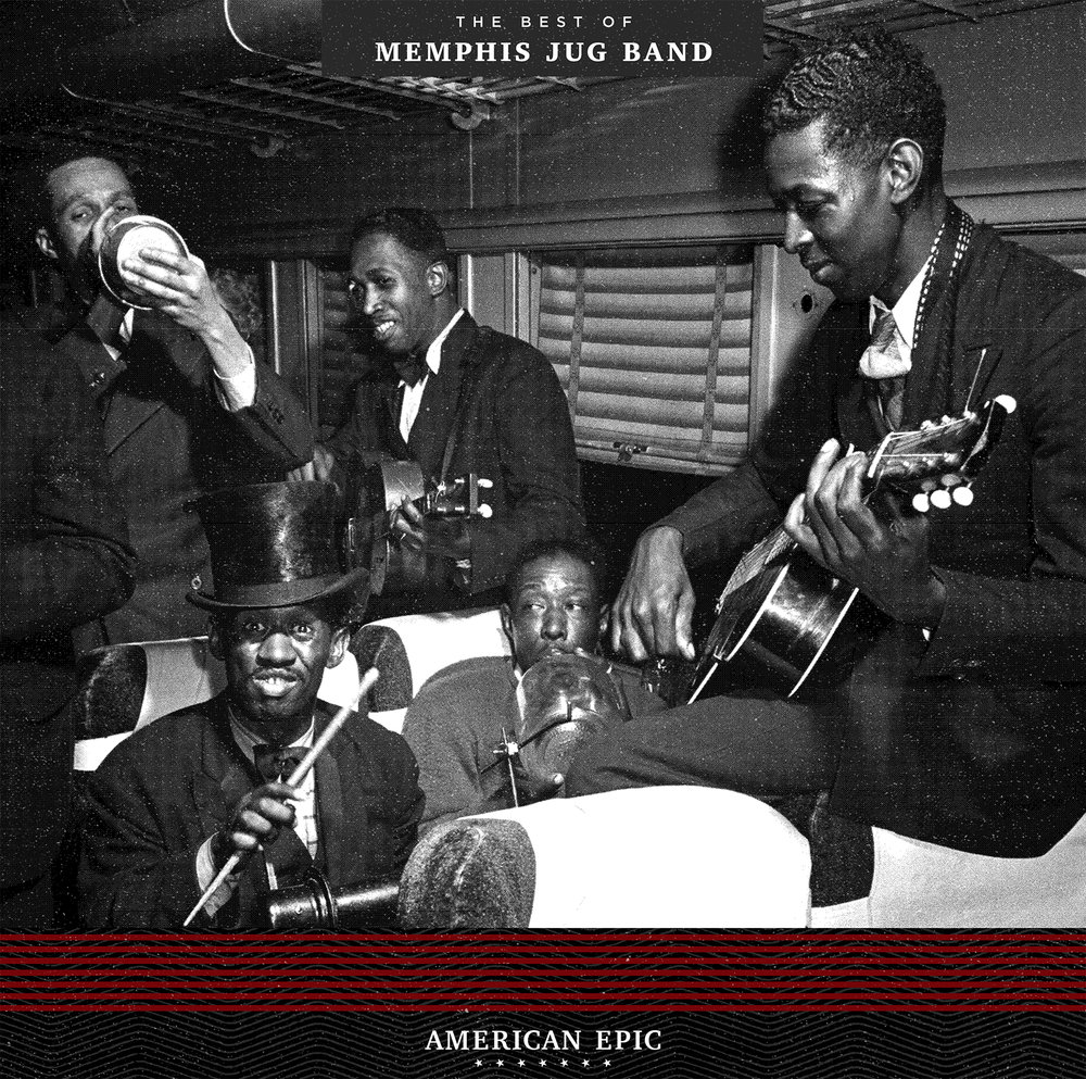 American Epic: The Best of  Memphis Jug Band -