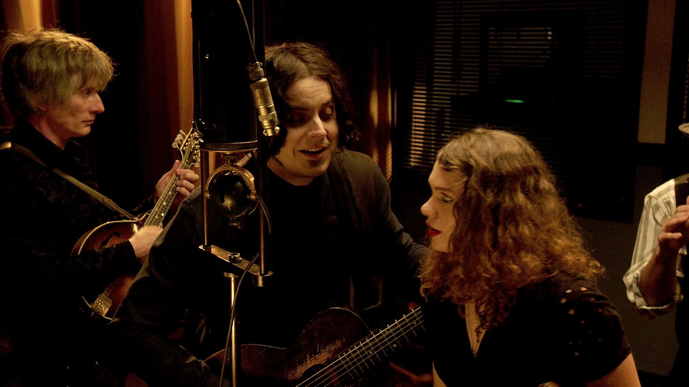 "Jack White - ""Matrimonial Intentions"""