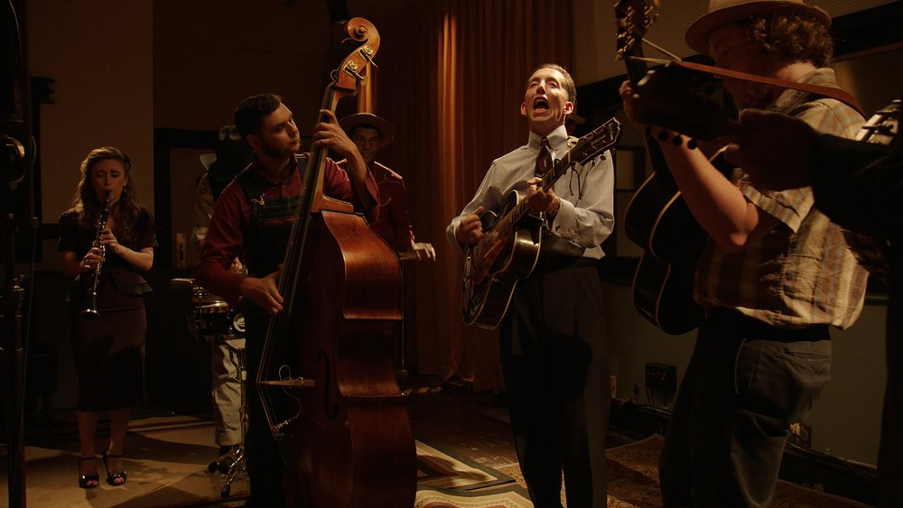 "Pokey Lafarge - ""St. Louis Blues"""