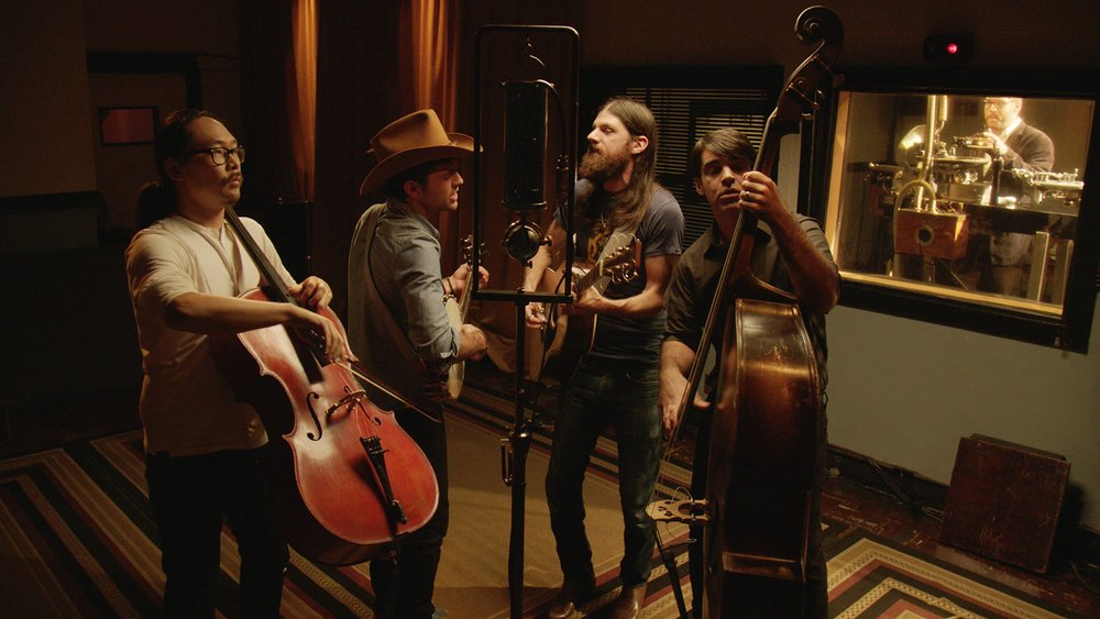 "The Avett Brothers - ""Jordan Am A Hard Road To Travel"""