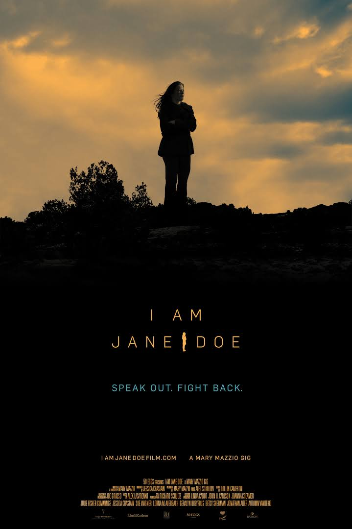 I Am Jane Doe - Documentary of mothers whose daughters were victims of Backpage.com sex trafficking.