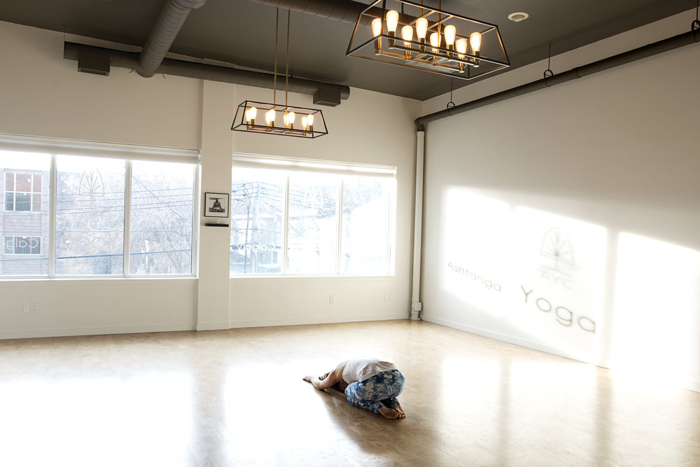 rent yoga studio space