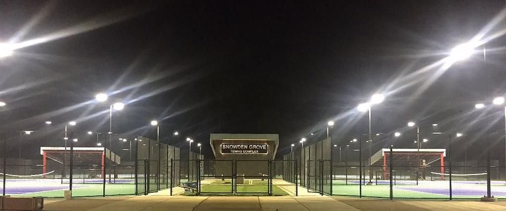 Snowden Grove Tennis Complex -