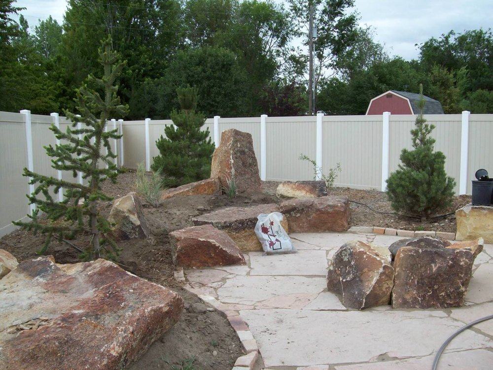 Ornamental Stone - Ornamental stone adds structure and texture to your landscape. Price different ornamental stones to see how big of a project you can accomplish.