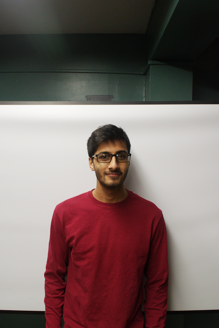 Parth Joshi (AeroE '19) -Airframe, Structures Member
