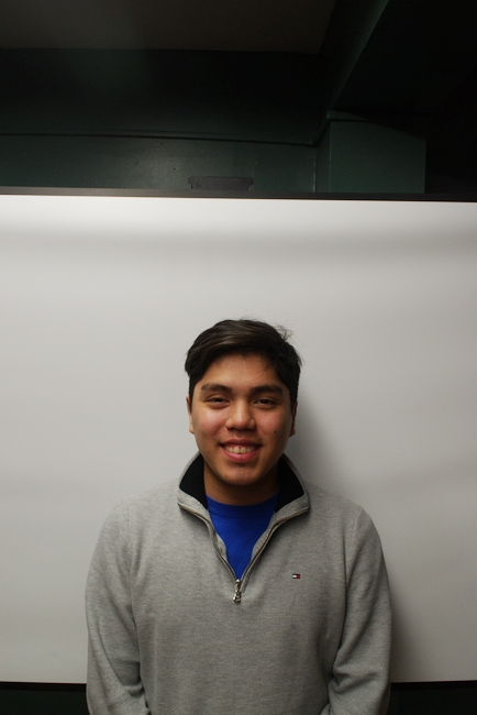 Edwin Guerrero (AeroE '20) -Vice Captain, Airframe, Structures Lead and Sponsorship Member