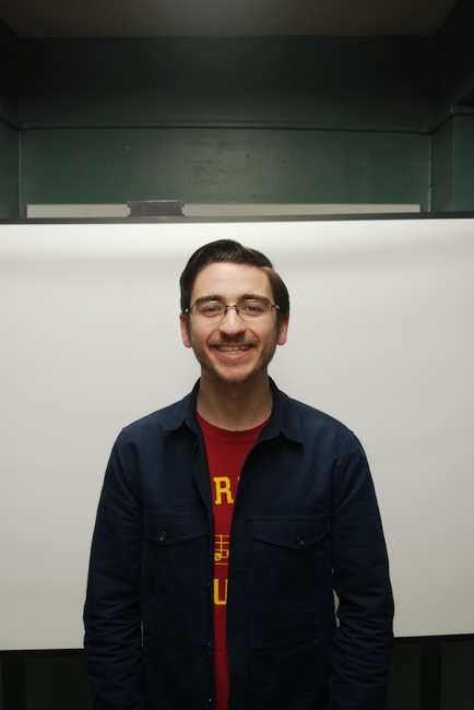Michael Mahoney (AeroE '19) - Electronics Team Member