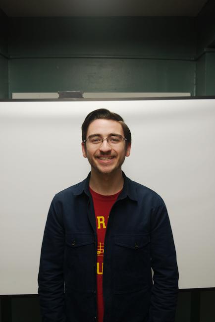Michael Mahoney (AeroE '19) - Electronics Team Member