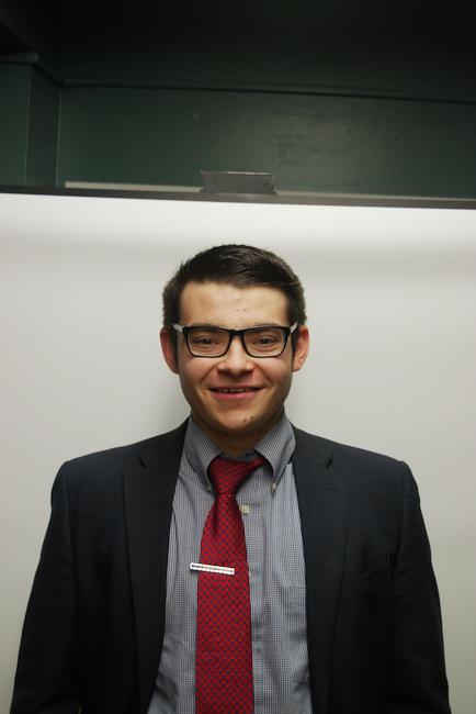 Alexander Sanducu (AeroE'19)-Vice Captain and Sponsorship Member