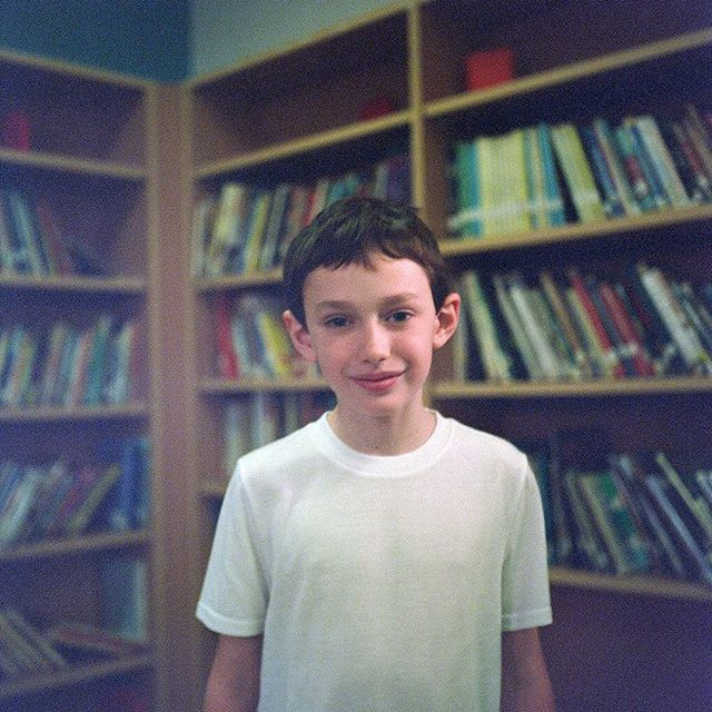 """If I were the President, I would make stricter gun laws and outlaw rapid-fire guns, mainly because of the terrorists attacks on schools."" - Dylan, 11 years old (📸: @annabsergeeva)"