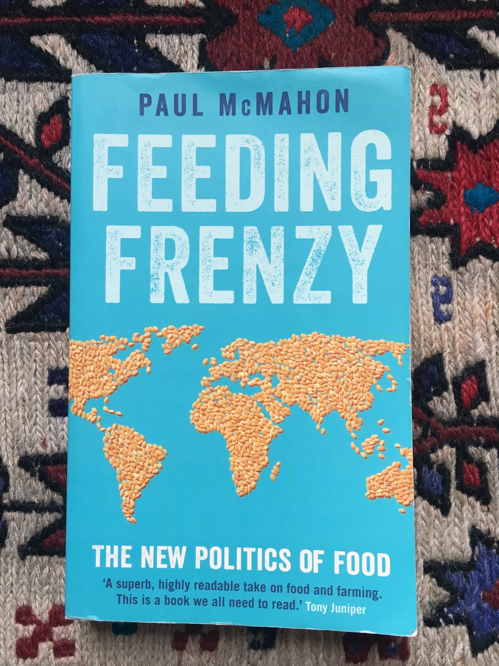 Feeding Frenzy Paul Mcmahon Food Connects