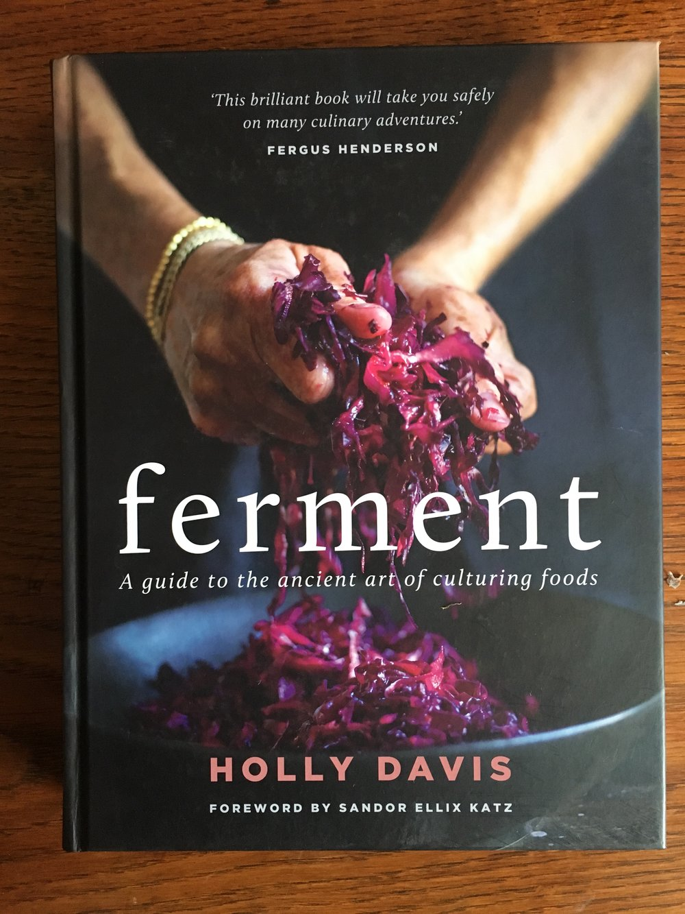 Ferment - A good and very pretty recipe book if you're interested in fermenting your own. She is a little precious at points, but does include some really interesting products and flavours.