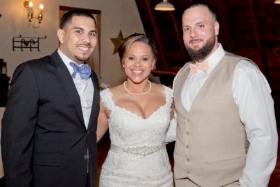 """...As a bride I was worried about a million different things, but DJ Jules relieved that stress. I met with him a couple of times and he walked me through every step of my wedding. I think the most important part was that he listened to my vision and made it happen...""  -Soleiry S"