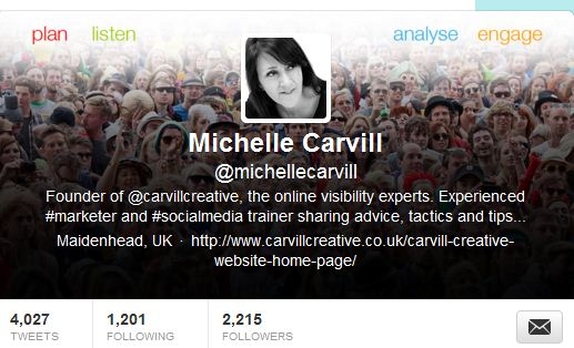 twitter carvill creative social media management