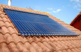 solar water panels