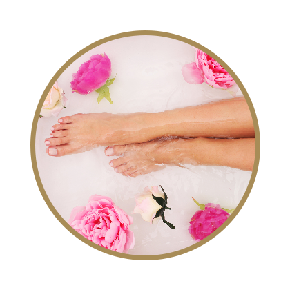 Glycolic C Pedicure