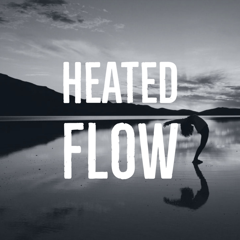 This one hour class is held in a room heated to 85-95 degrees. Heated Flow will fire up your core strength as you flow through demanding yoga sequences. You will build heat from within by connecting breath & movement at a moderate but intuitive pace. Strength, flexibility and balance is achieved through vinyasa flow movement.